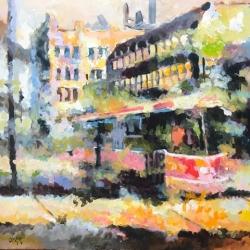 Masood Omer - City Chariot