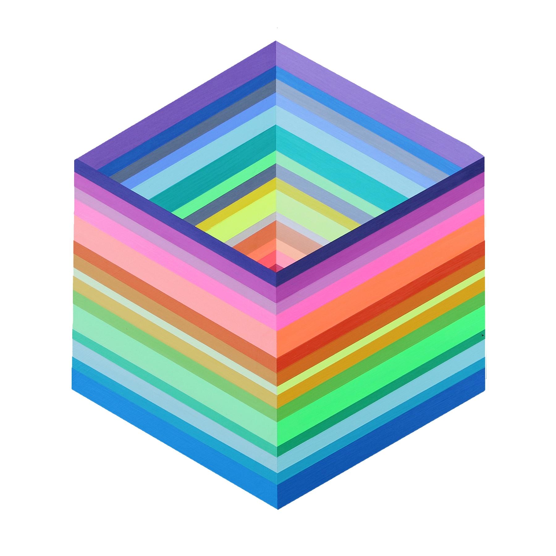 Colourful Container by Kristofir  Dean