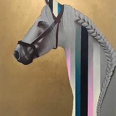 Ramona Nordal - Horse Study