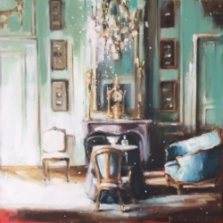 Hanna Ruminski - French Chateau 4/ 03.20