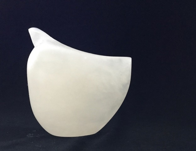 White Wren  by Sara  Heron