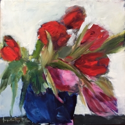 Jackie  Miller  - Cascading Colour