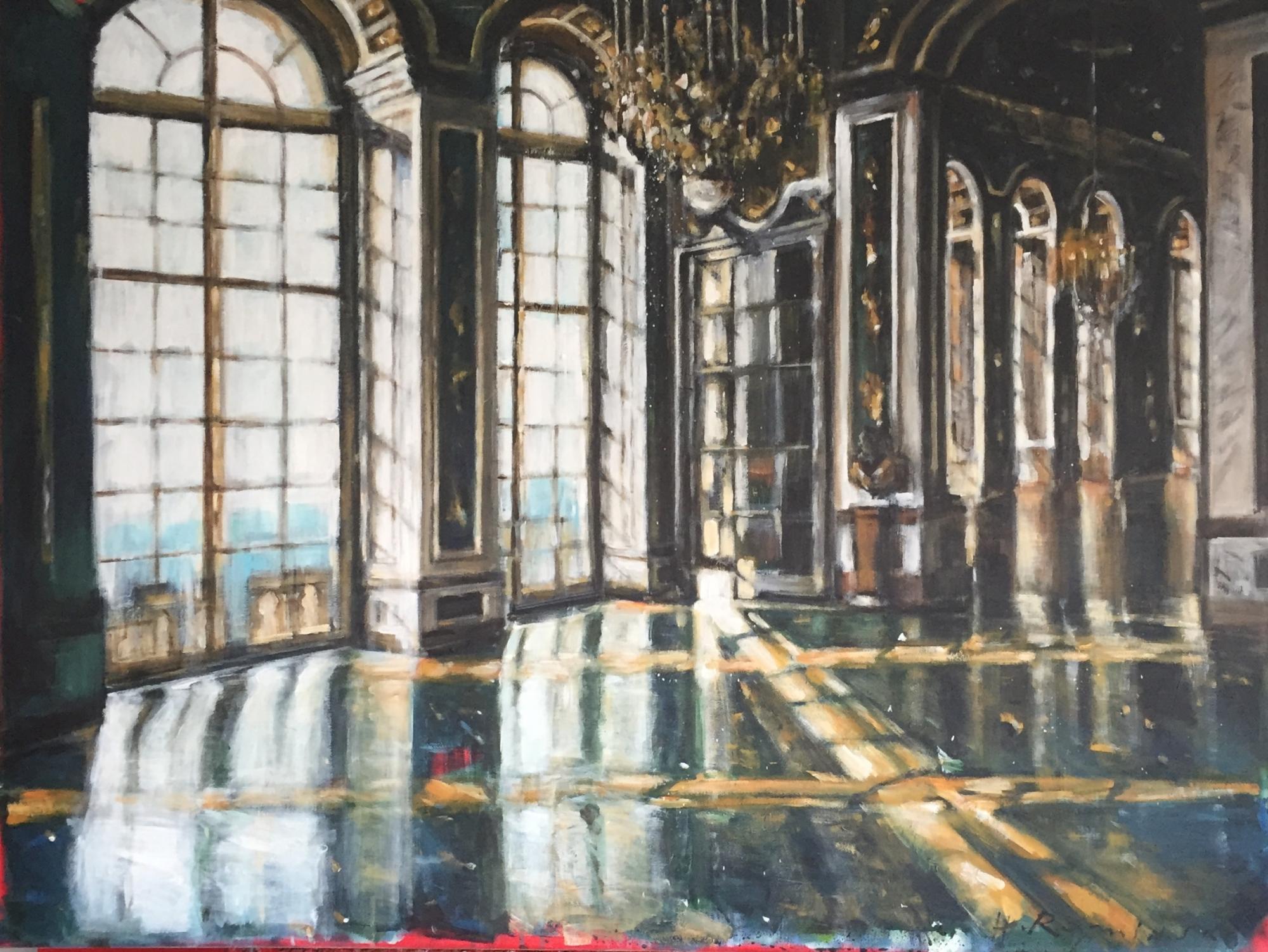 Versailles 1 / 04.20  by Hanna Ruminski