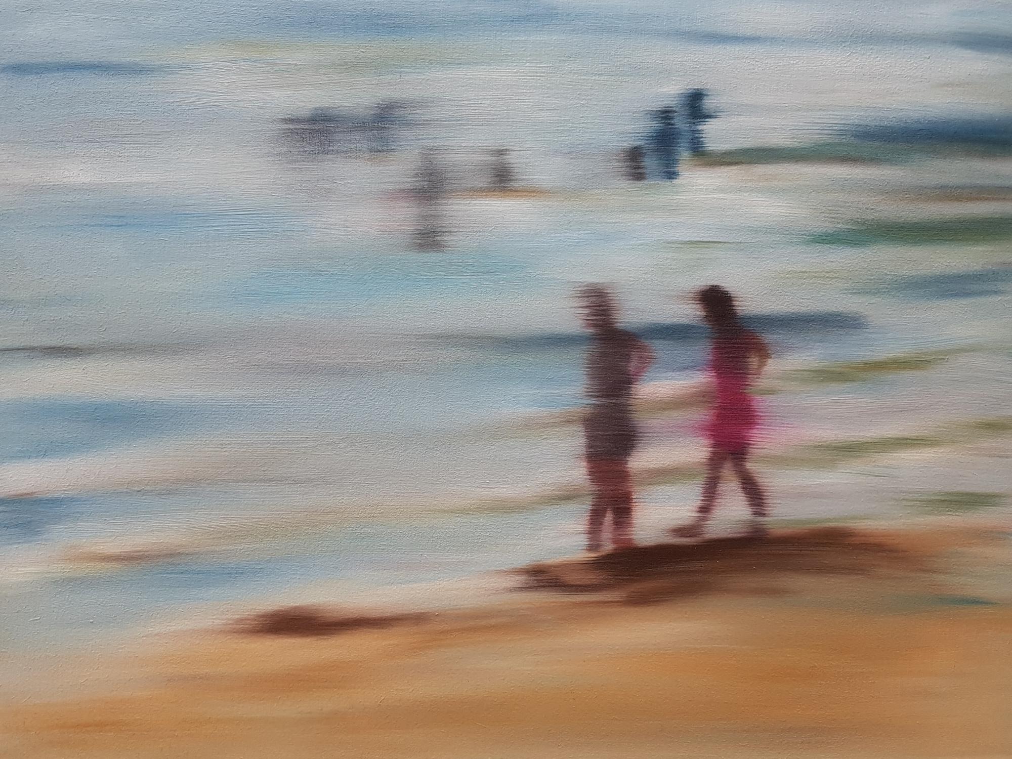 Sandbanks #5 by Shannon  Dickie