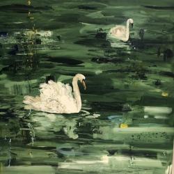 Rundi Phelan - Summer in the Pond