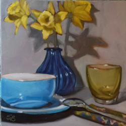 Sonja  Brown  - Daffodils 5