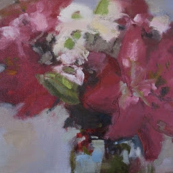 Maria  Josenhans - Mostly Lillies