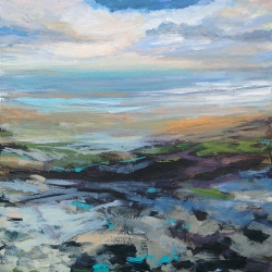 Jennifer  Harwood  - Blue Sky