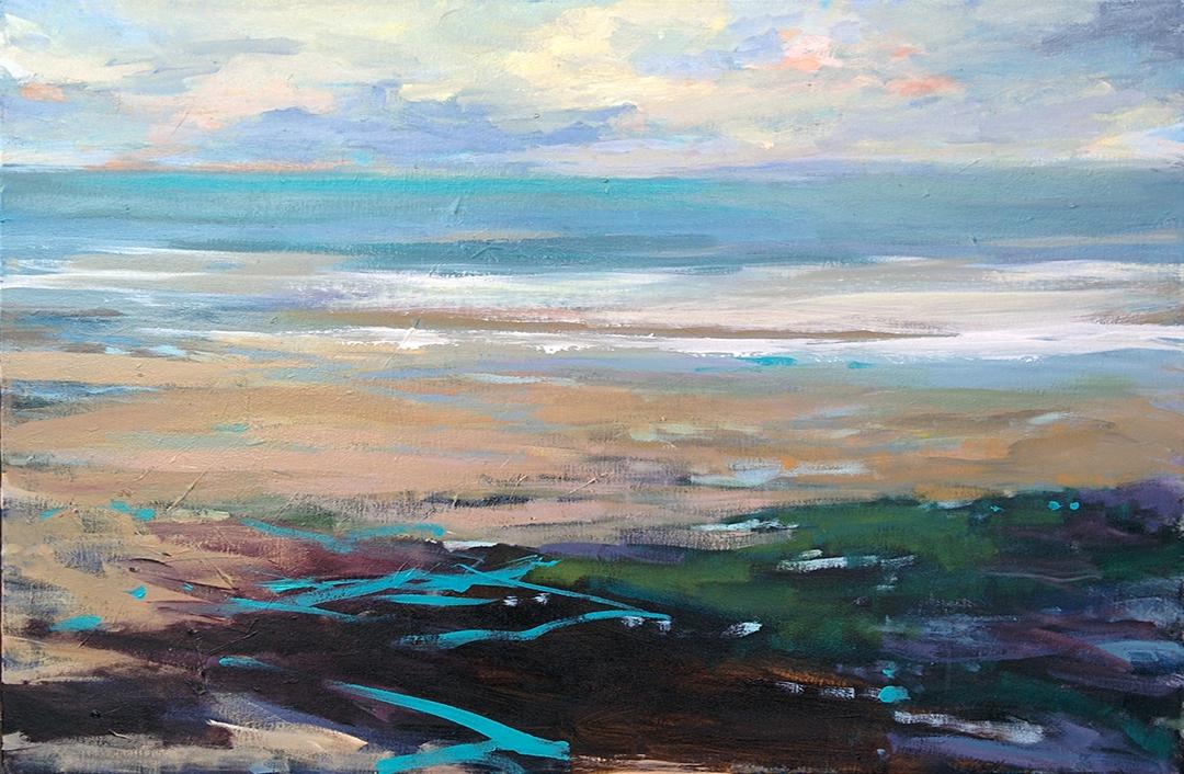Warm Waters  by Jennifer  Harwood