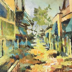 Masood Omer - Yorkville Alley