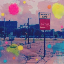 Helene Lacelle - Nancy's Cafe- Paris,Texas