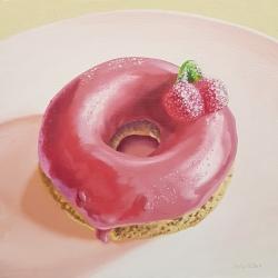 Emily Bickell - Cherry Donut