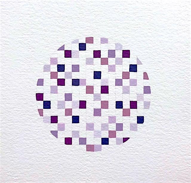 Purple #1 by Robyn Thomas