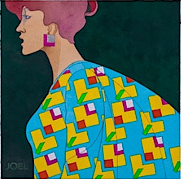 Felicity # 12 - Play Mate  by J. Joel