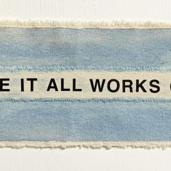 Moira Ness - Hope it All Woks Out (Blue)