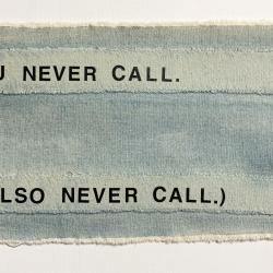 Moira Ness - You Never Call