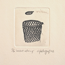 Cybele Young - basket with wing 15/50