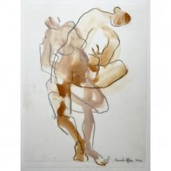 Hannah Alpha - Figure Drawing #13018