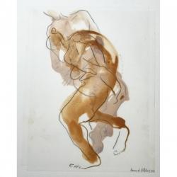 Hannah Alpha - Figure Drawing #13019