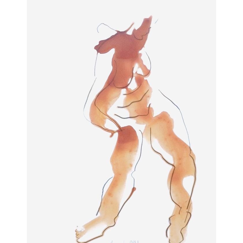 Nude by Hannah Alpha