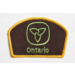 Peter Andrew - Ontario Patch