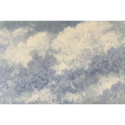 Richard Herman - Cloud Sketch Oct #2