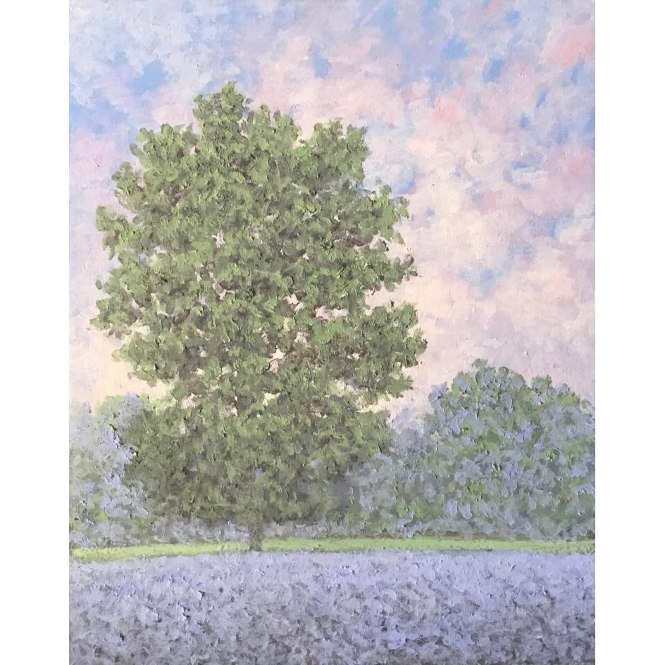 Little Tree 2 by Richard Herman