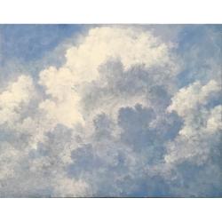 Richard Herman - Cloud Study: Oct. 3
