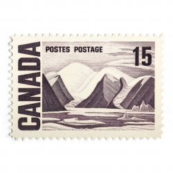 Peter Andrew - Canada Stamp 15 Cents