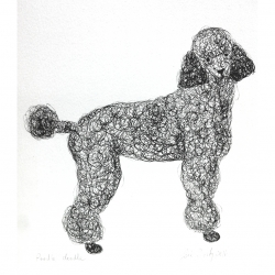 Lori Doody - Poodle Doodle I