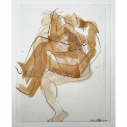 Hannah Alpha - Figure Drawing #13020