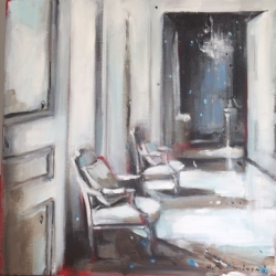 Hanna Ruminski - Parisian Apartment in White 3