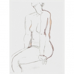 Hannah Alpha - 19015 Very Straight Posture