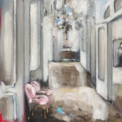 Hanna Ruminski - Parisian Apartment in White V