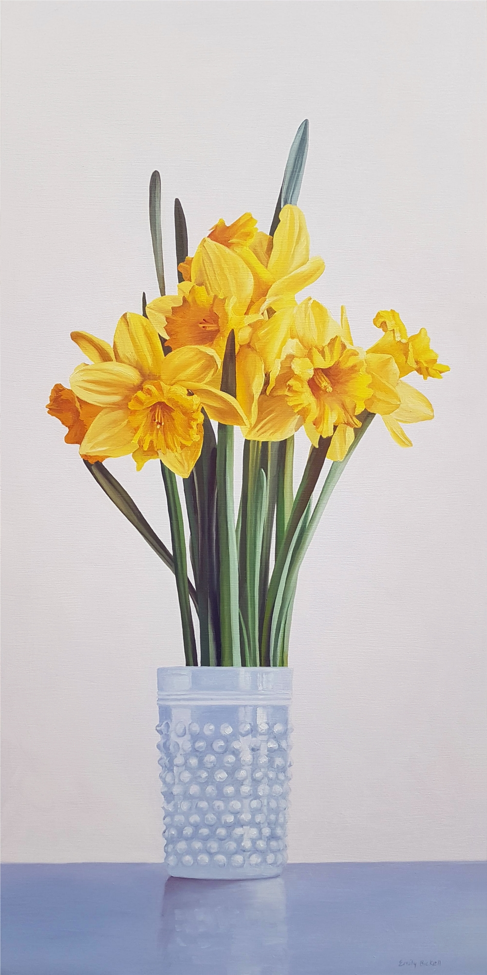 Daffodils by Emily Bickell