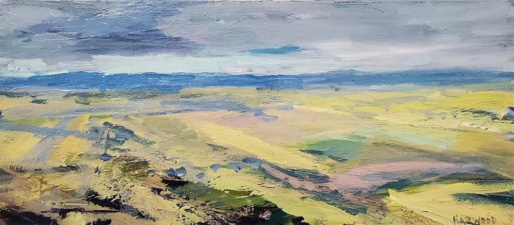 Open Range by Jennifer  Harwood