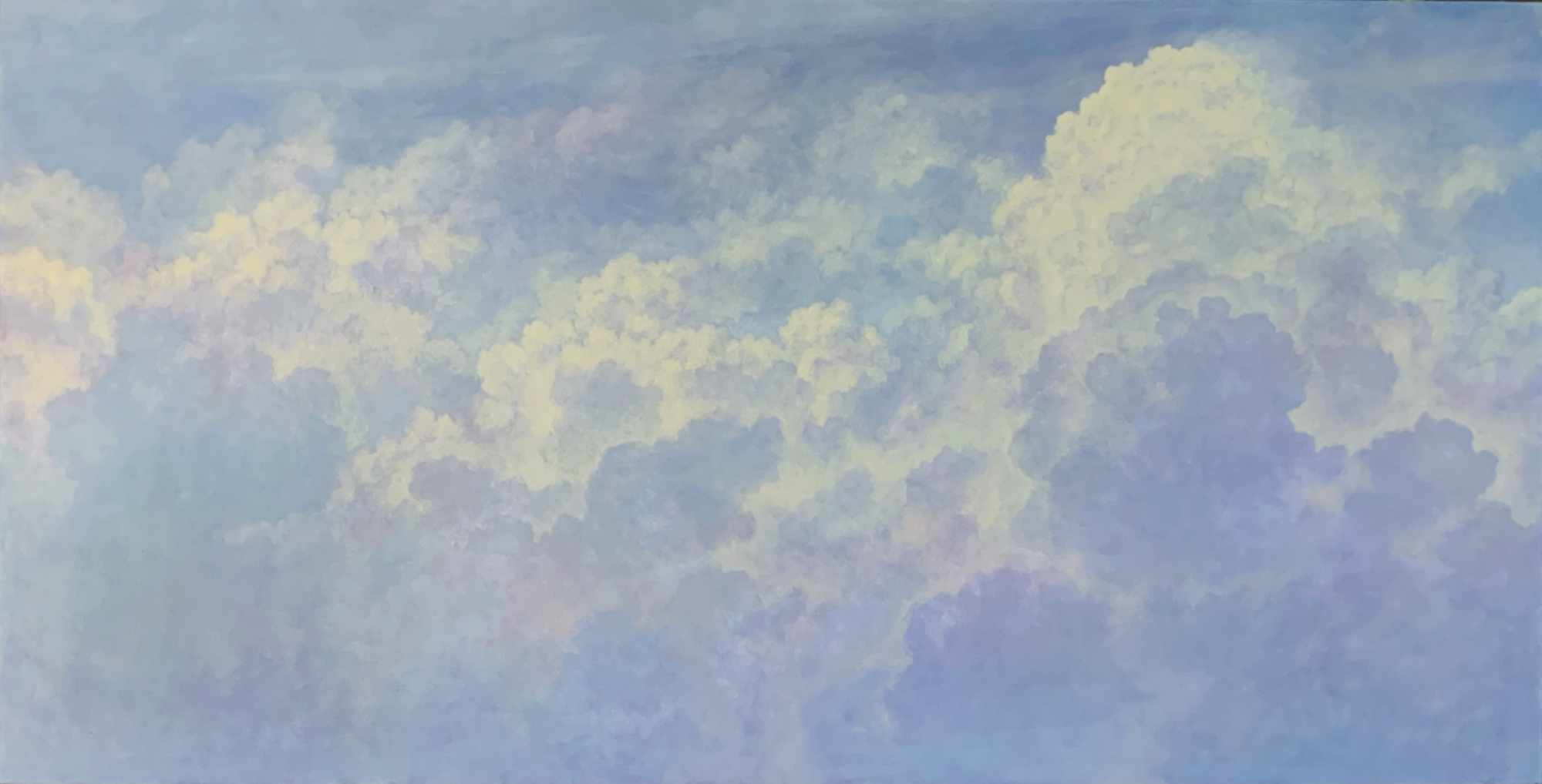 Early Summer Clouds by Richard Herman