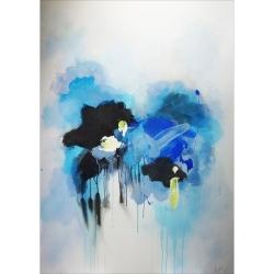 Sylvie  Adams  - Cobalt Skies