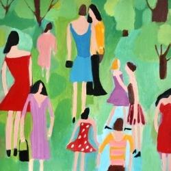 Lucy Schappy - Meet Me In The Park