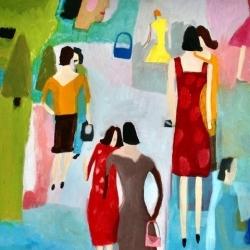 Lucy Schappy - Garden Party 2