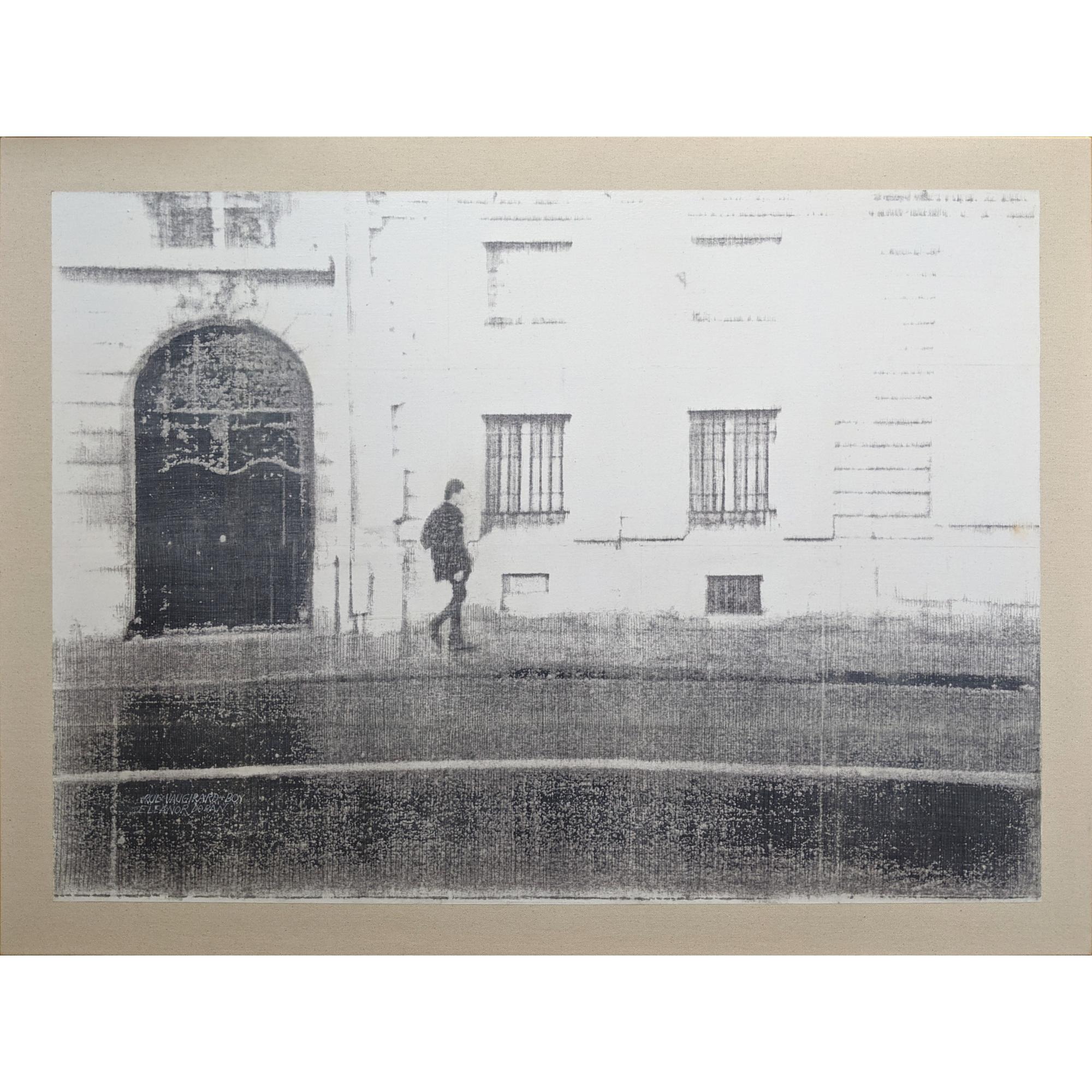 Rue Vaugirard+Boy by Eleanor Doran