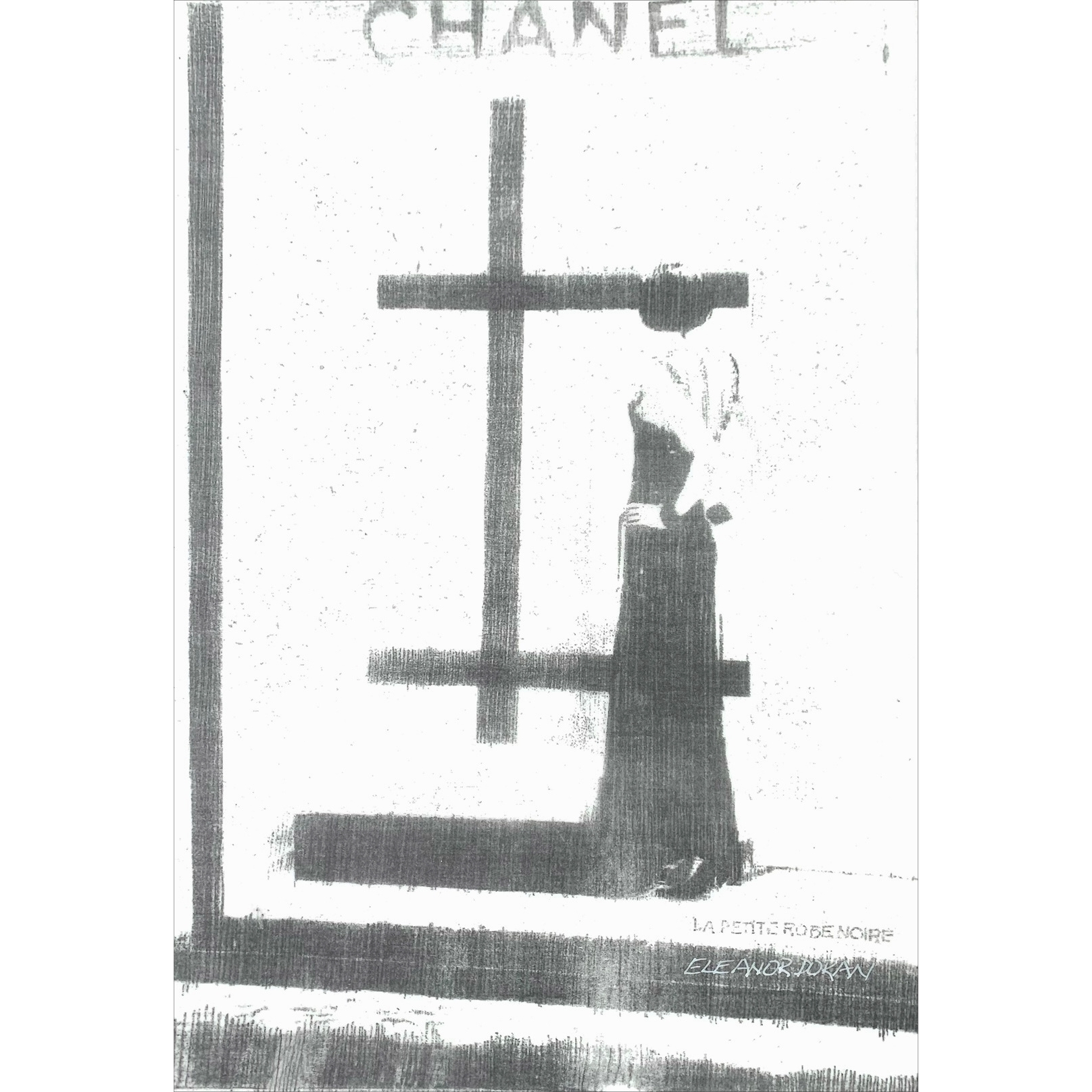 Le Petite Robe Noire by Eleanor Doran