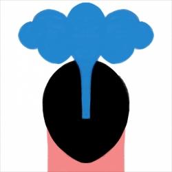 Nick Bahizi - Blue Bubble