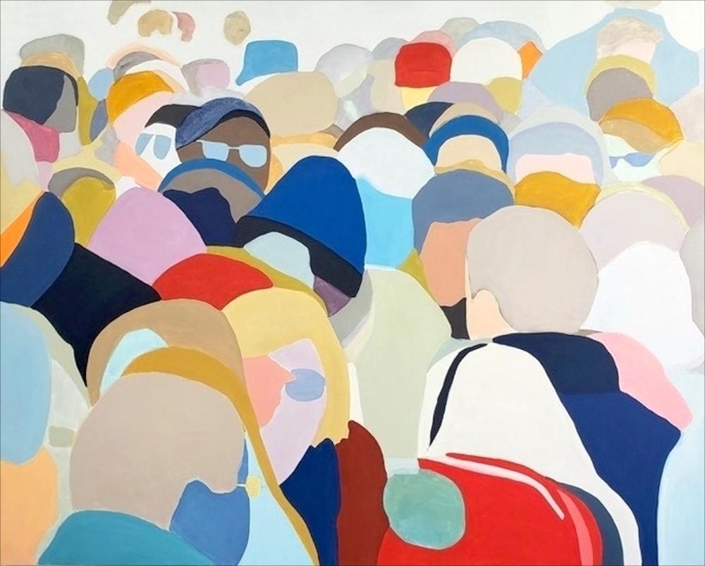 Everyone Altogether Now by Sherry  Czekus