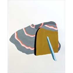 Stephanie Cormier - Precarious Structure 8