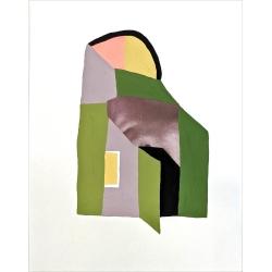 Stephanie Cormier - Precarious Structure 5