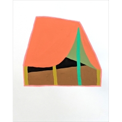 Stephanie Cormier - Precarious Structure 4