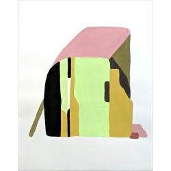 Stephanie Cormier - Precarious Structure 10