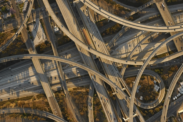 Highway Series- LA 2014 #2 by Peter Andrew