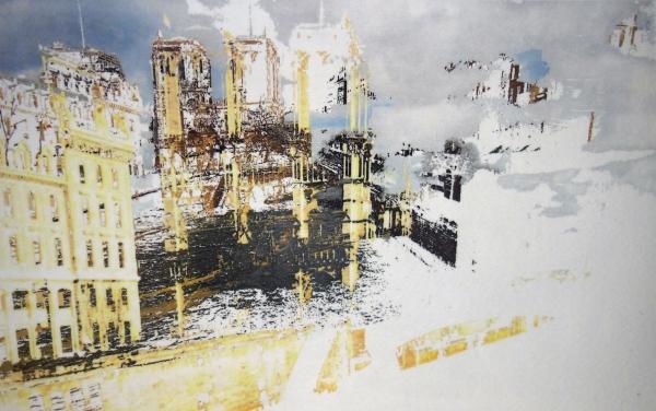 La Seine by Adriyanna Zimmermann